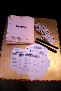 Outpost table