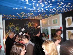 The Outpost opening reception