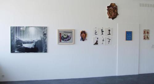Ausstellung Collagen, Zentrum Fur Kultur Ppzk, Bern Switzerland