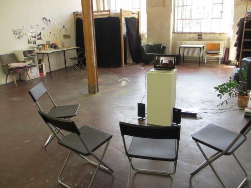 Studio for Spring Rundgung