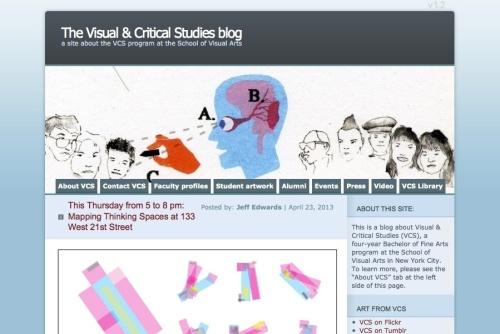 old VCS blog